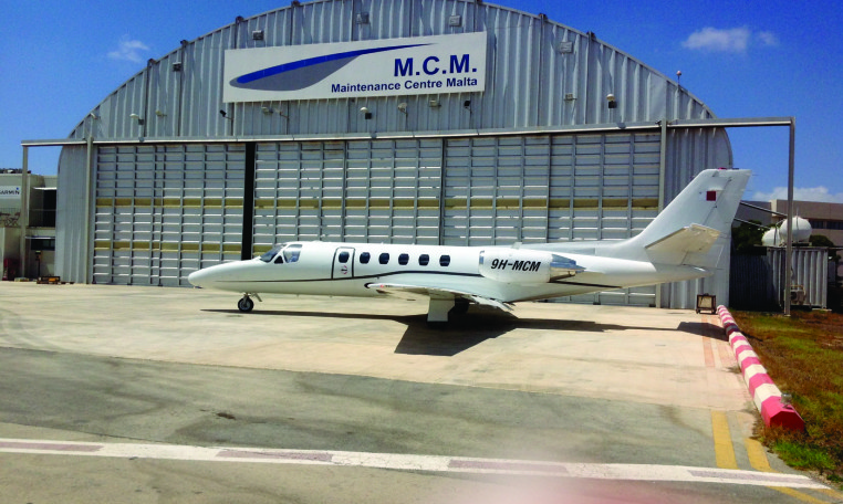 Cessna Citation S550 0028 #3