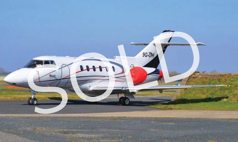 Hawker 800XPSerial Number 258548