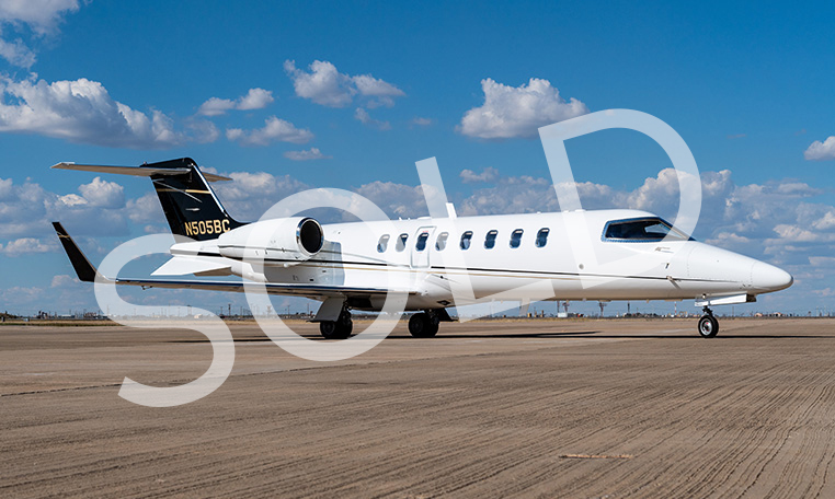 Learjet 45XRSerial Number 361 N505BC
