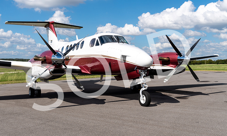 Beechcraft King Air 300Serial Number FA-198